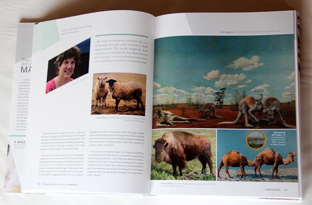 The Contemporary Art of Nature: MAMMALS, E. Ashley Rooney, ed.