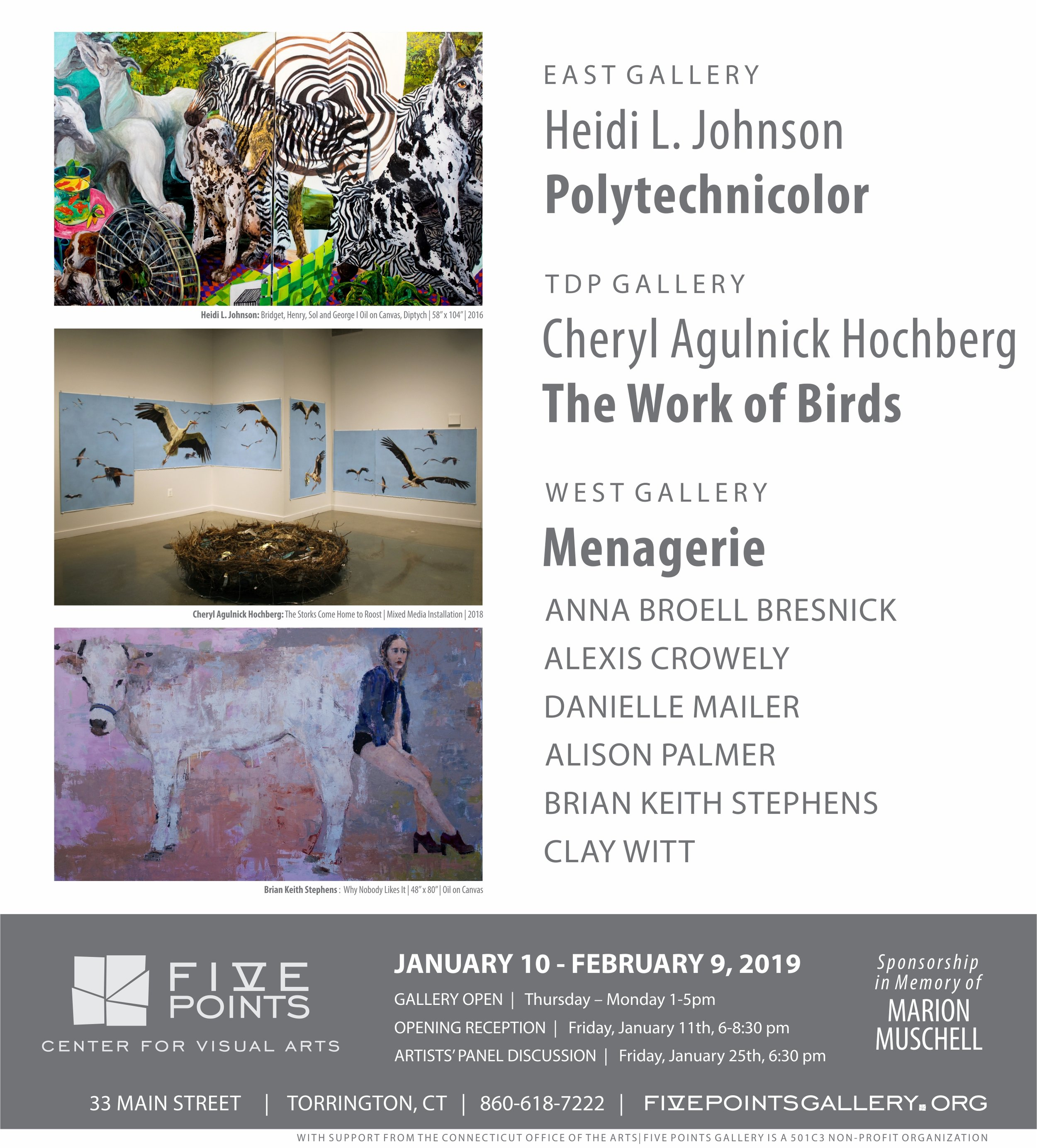 The Work of Birds