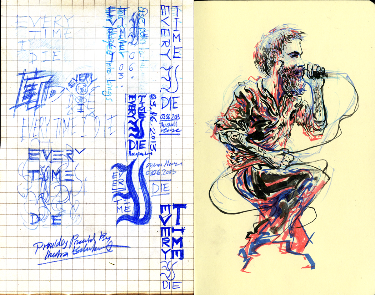 Sketches #1.