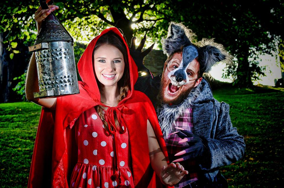 Little Red Riding Hood' at The Market Place Theatre.