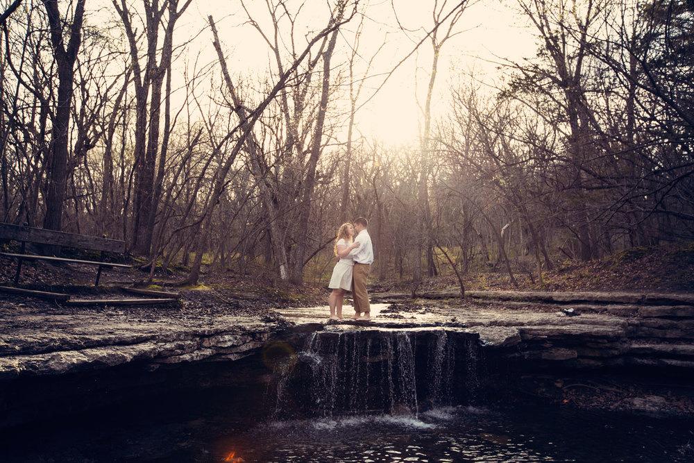lincoln-nebraska-engagement-waterfall.jpg