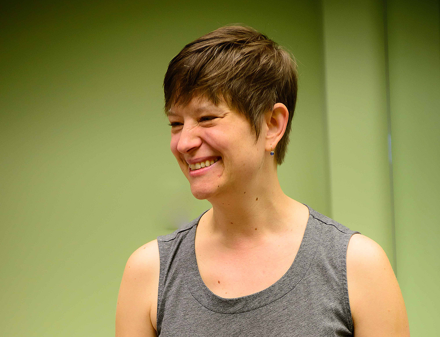 About Lisa - Lisa is a Somatic Experiencing® Practitioner here in Columbus, Ohio. She has completed the 216-hour Somatic Experiencing® Professional training and additional supervision and personal session requirements. Her areas of specialty include car accidents, falls, concussions, pelvic issues, as well as birth trauma.
