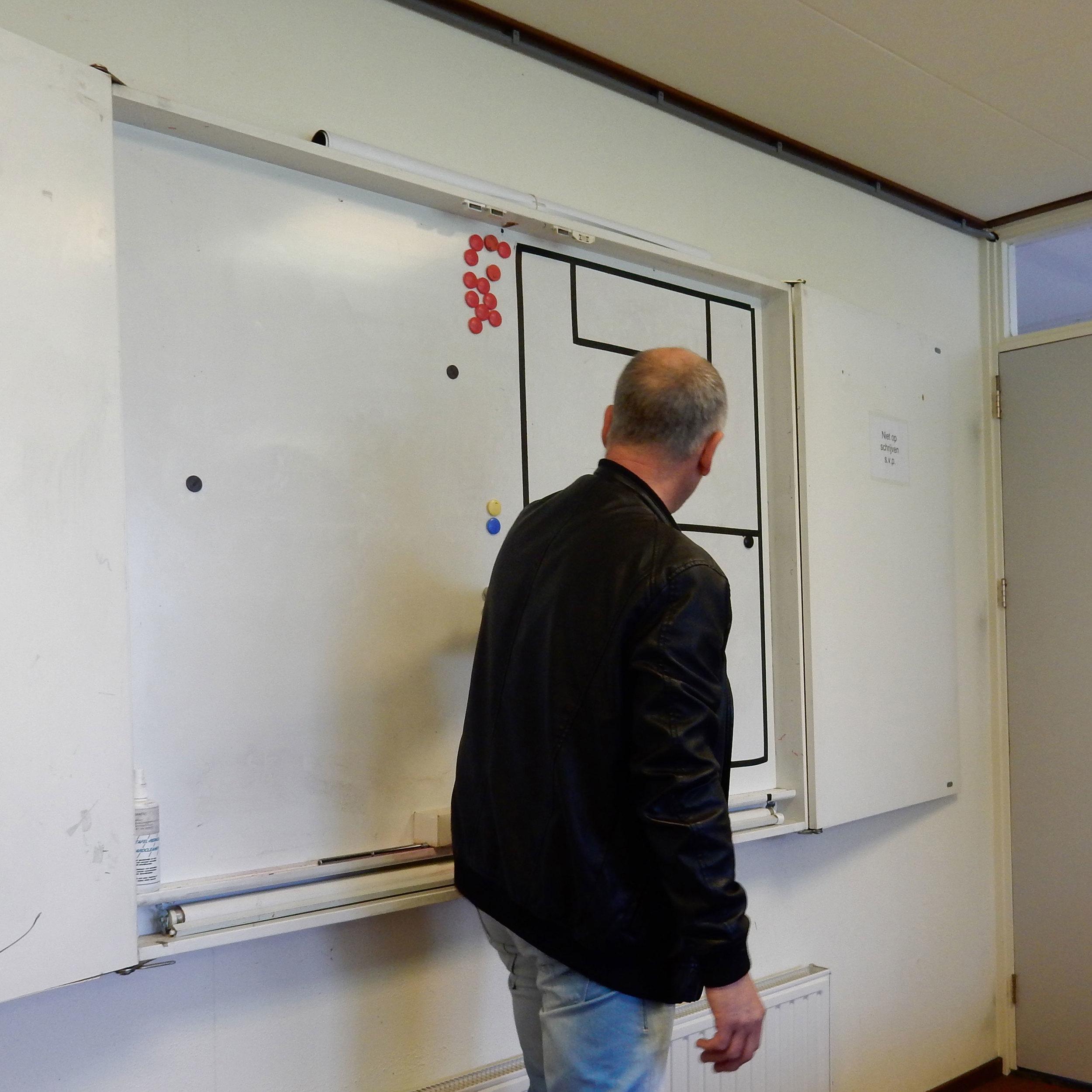 Jaap Goedkoop: wedstrijd tactiek.