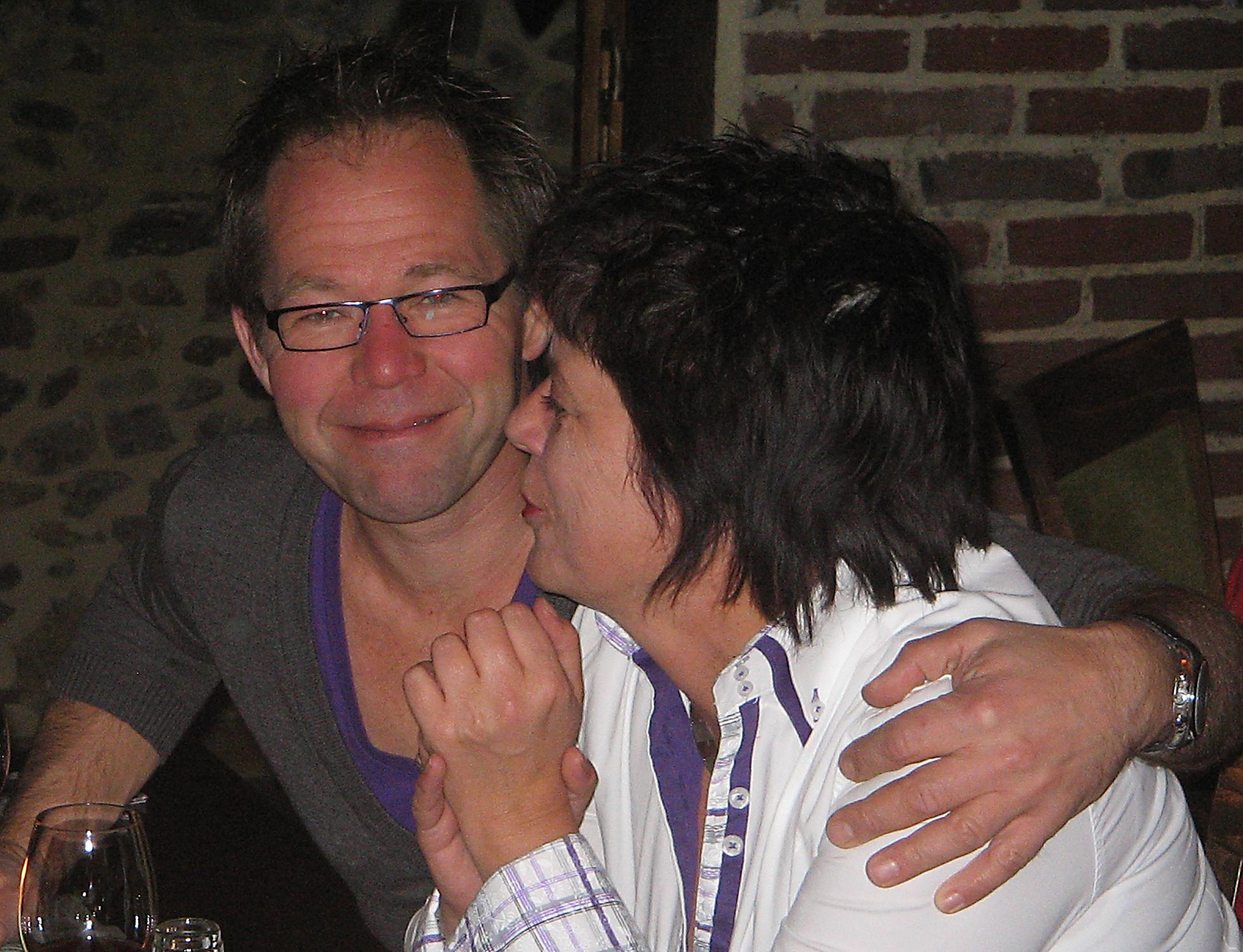 Martin Kers en Willeke Albers