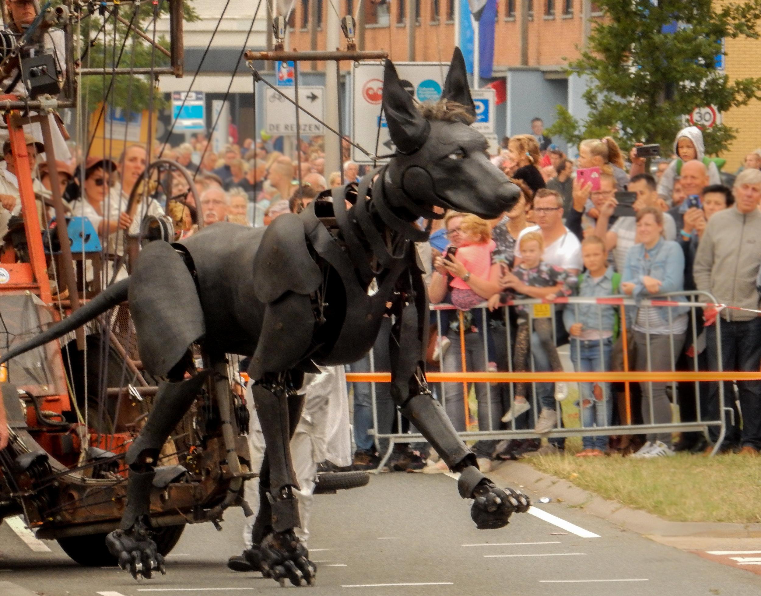 De Reuzen - Leeuwarden culturele hoofdstad van Europa