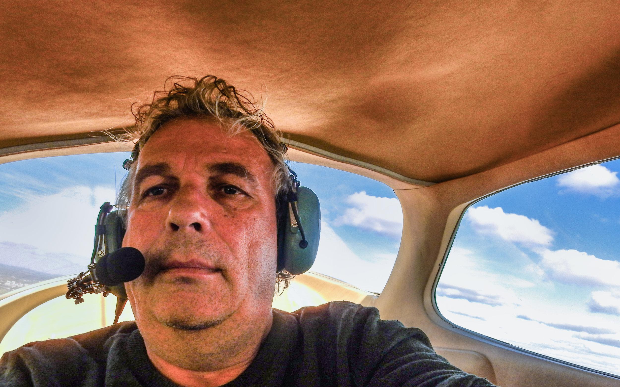 """Selfie - Paul Albers Let""""'s Fly Away"""