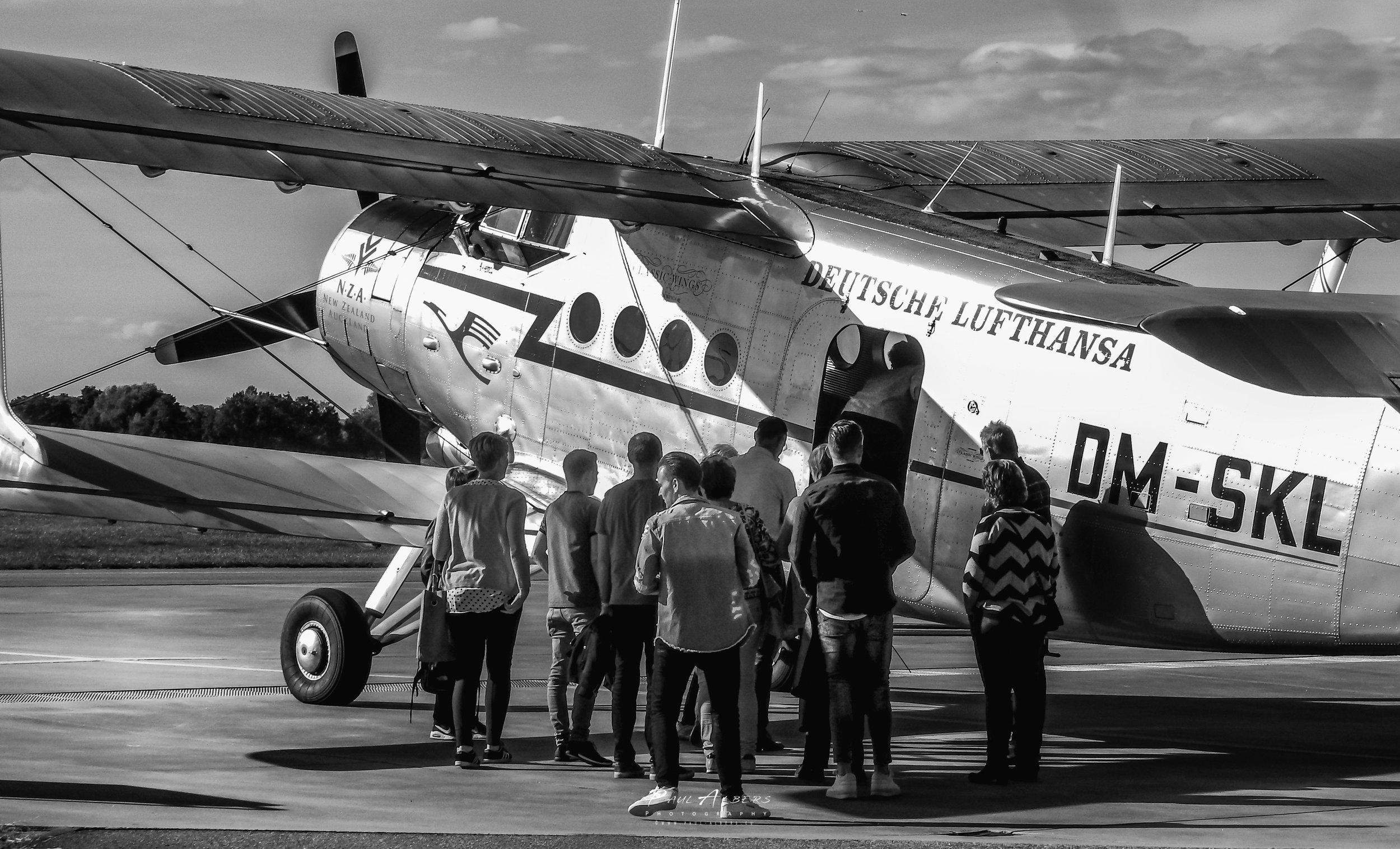 Brouwers Accountants gaat aan boord van de Antonov