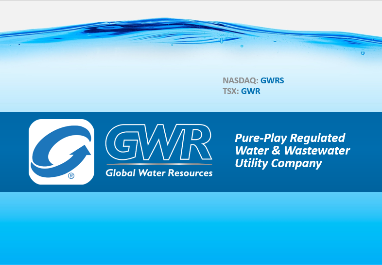 Global Water Resources (NASDAQ: GWRS)