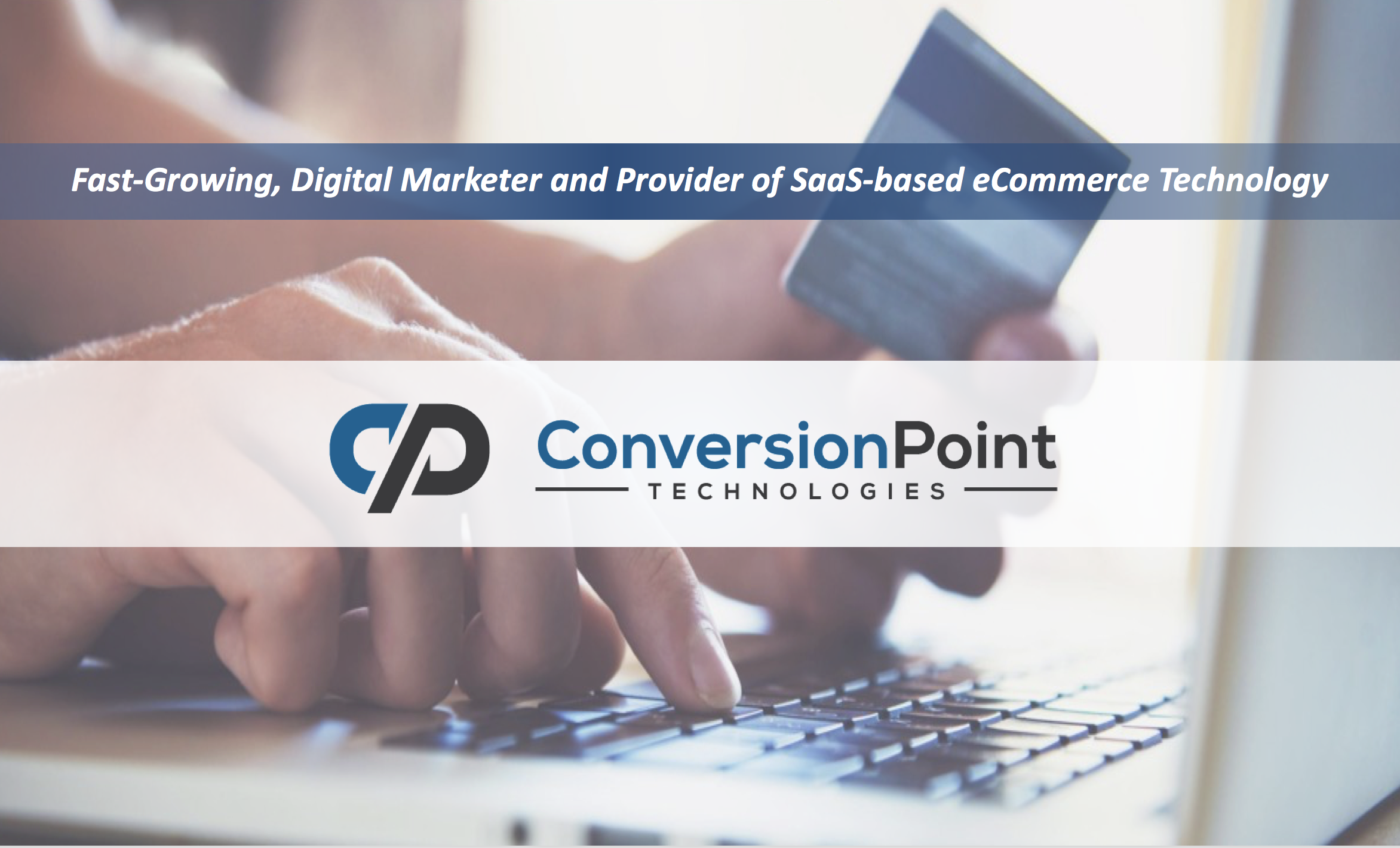 ConversionPoint Technologies (Pre-IPO)