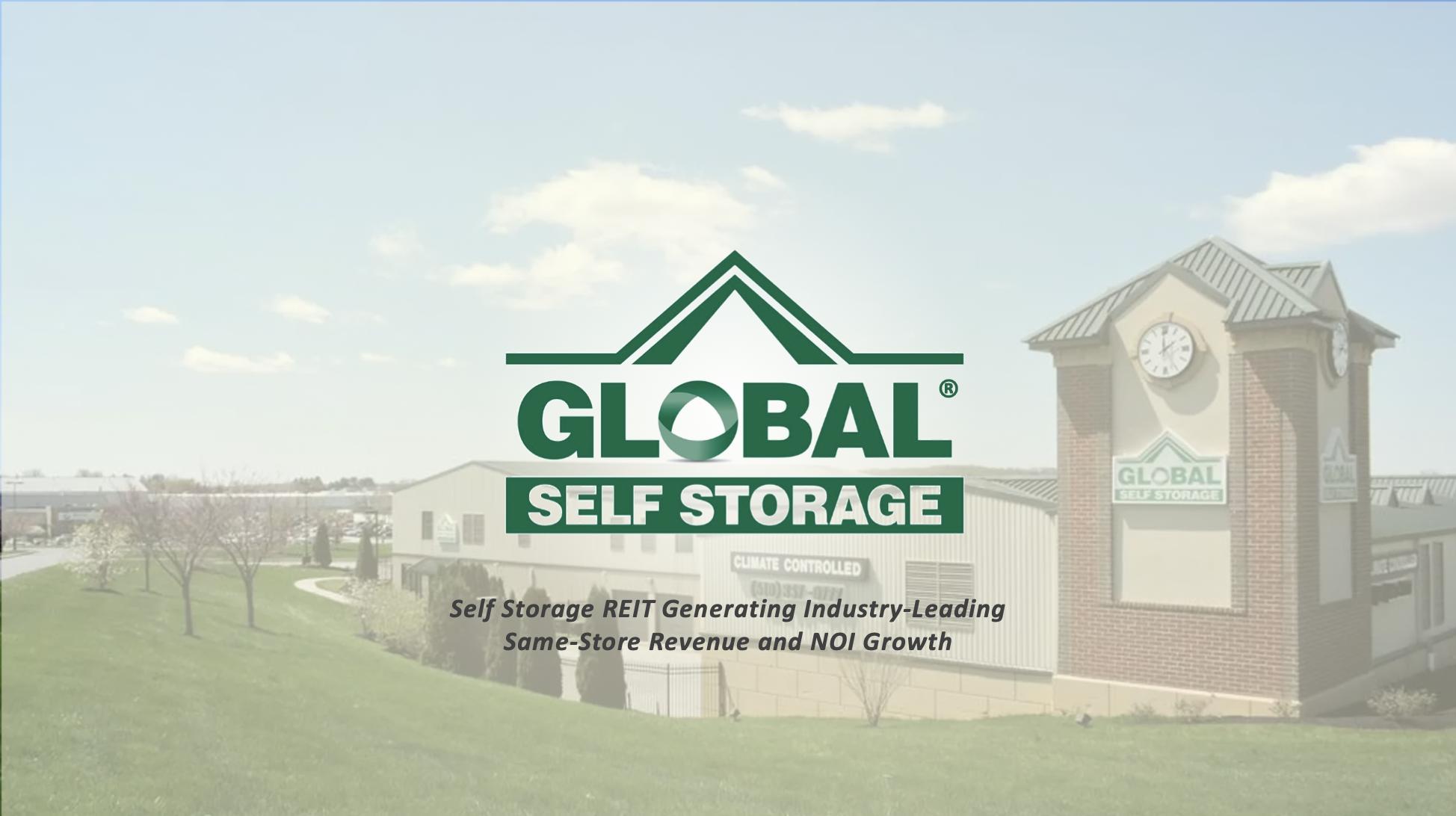 Globe Self Storage (Nasdaq:SELF)