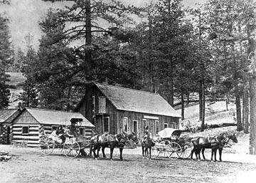 Historic Big Bear Hotel