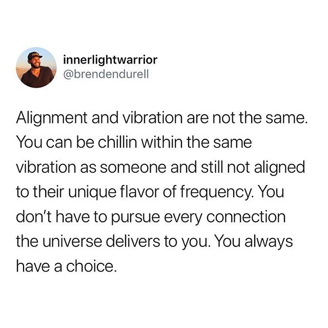 "🎯Picture the dart board as the vibration and the bullseye the alignment.⁣ ⁣ Several of my clients have expressed they've felt attracted to people however, there's something that keeps them at 99.9% and not 100% all in. ⁣ ⁣ In my experience I've vibed with so many people but only been in alignment with a handful. People can feel like your neighborhood and still not be your home. Flex your discernment muscle and really decide who in your ""hood"" gets to come in your ""home.""⁣ ⁣ #feelingmetaphorical"