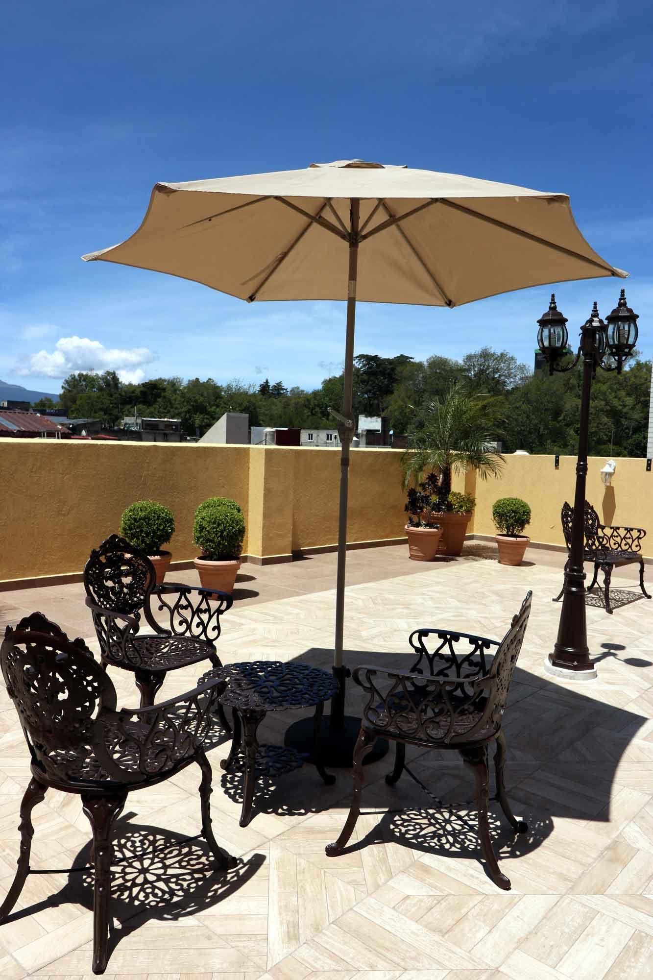 hoteles de Toluca