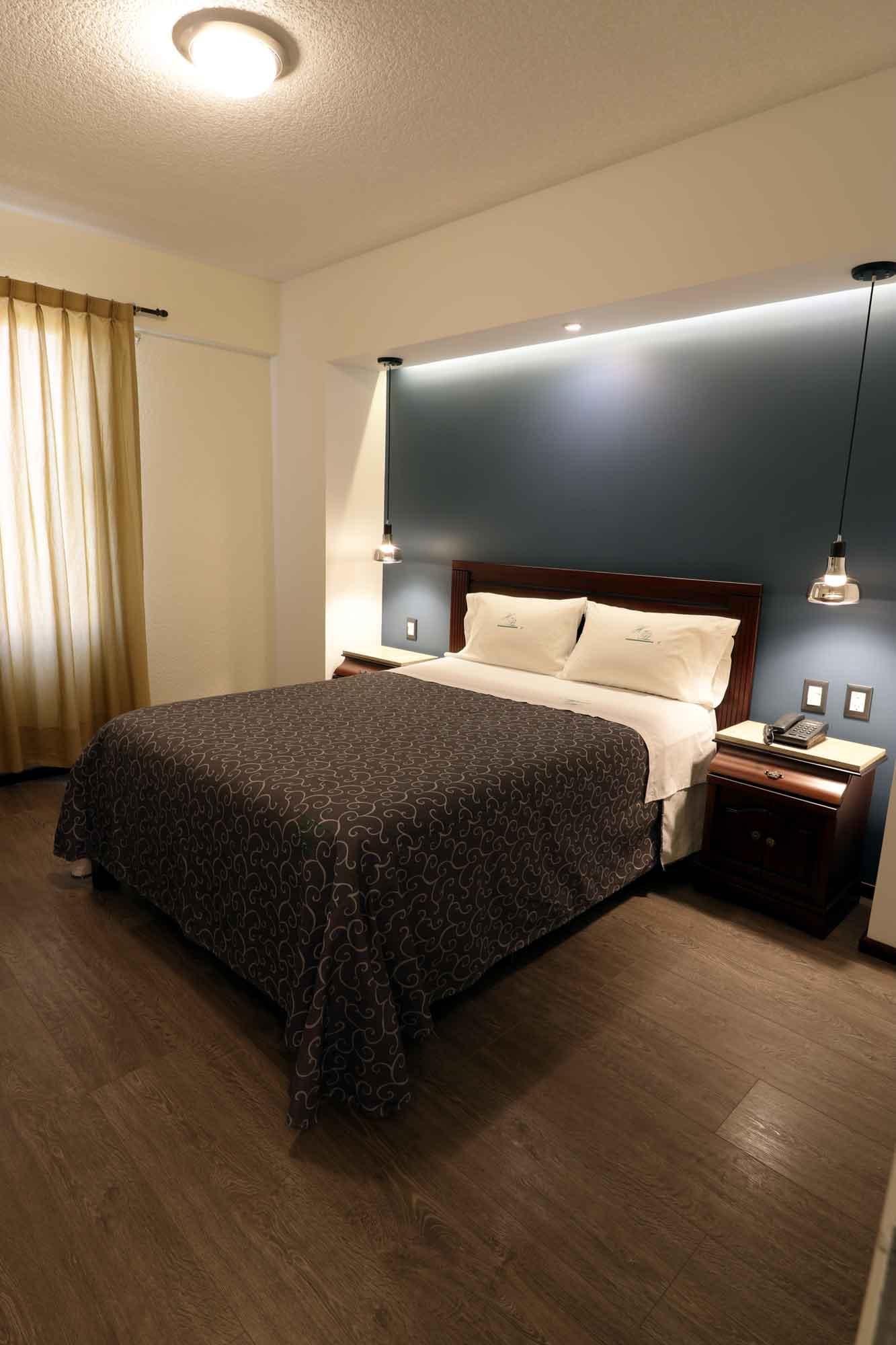 hoteles economicos en Toluca