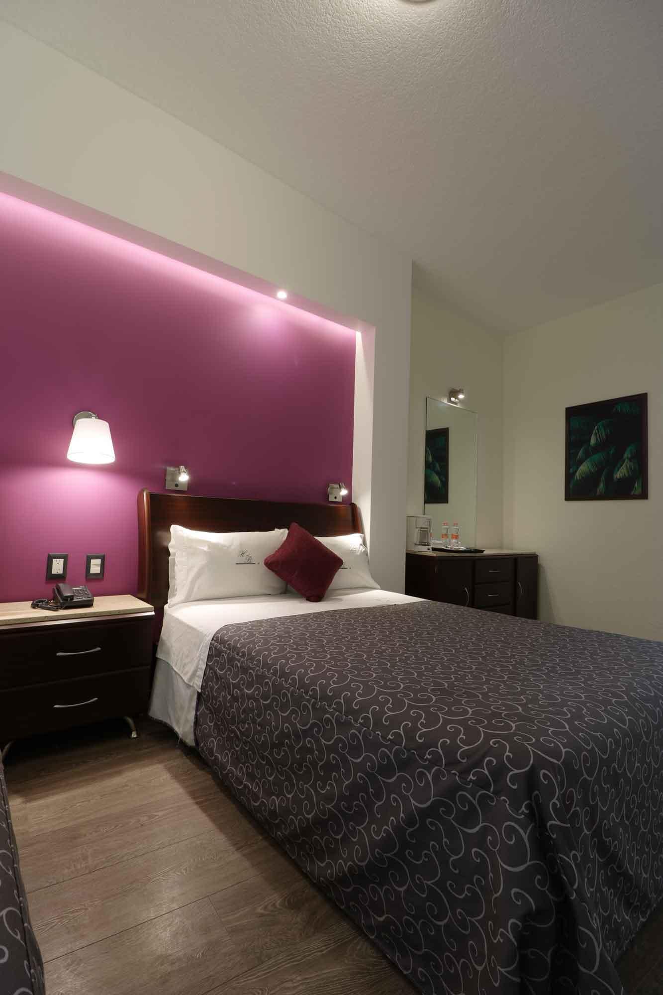 hotel palacio Toluca cuartos