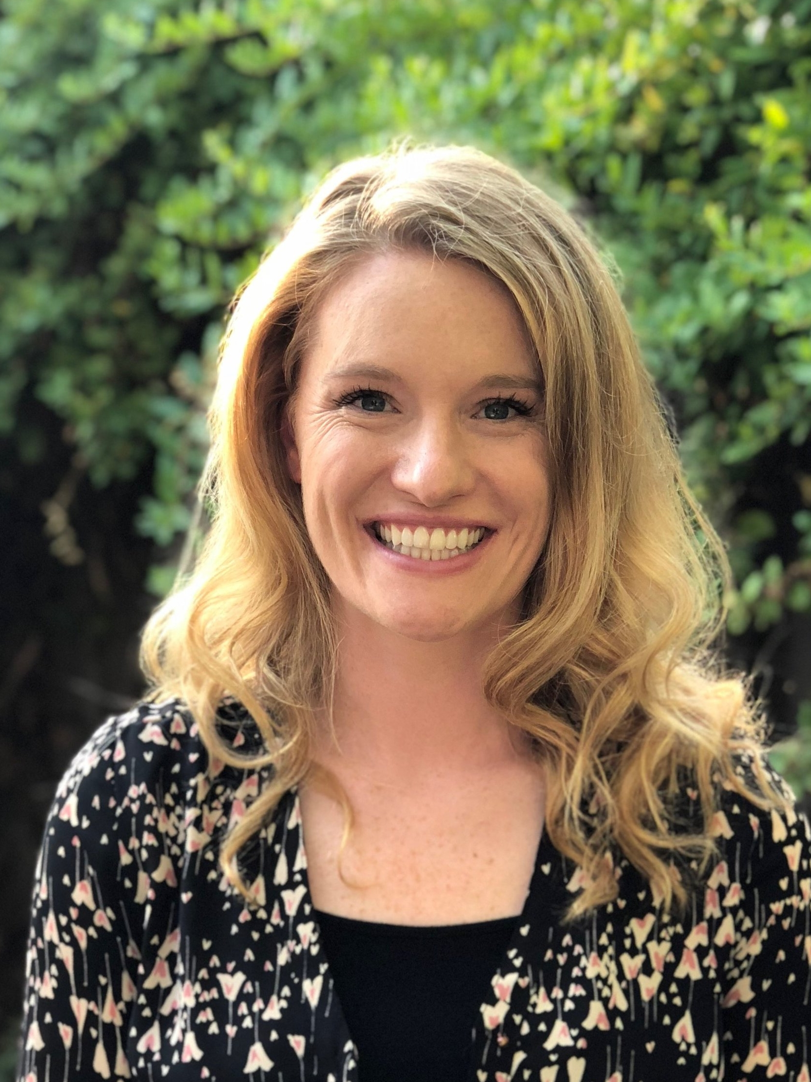 Sarah Steinmetz, Ph.D. Menlo Park