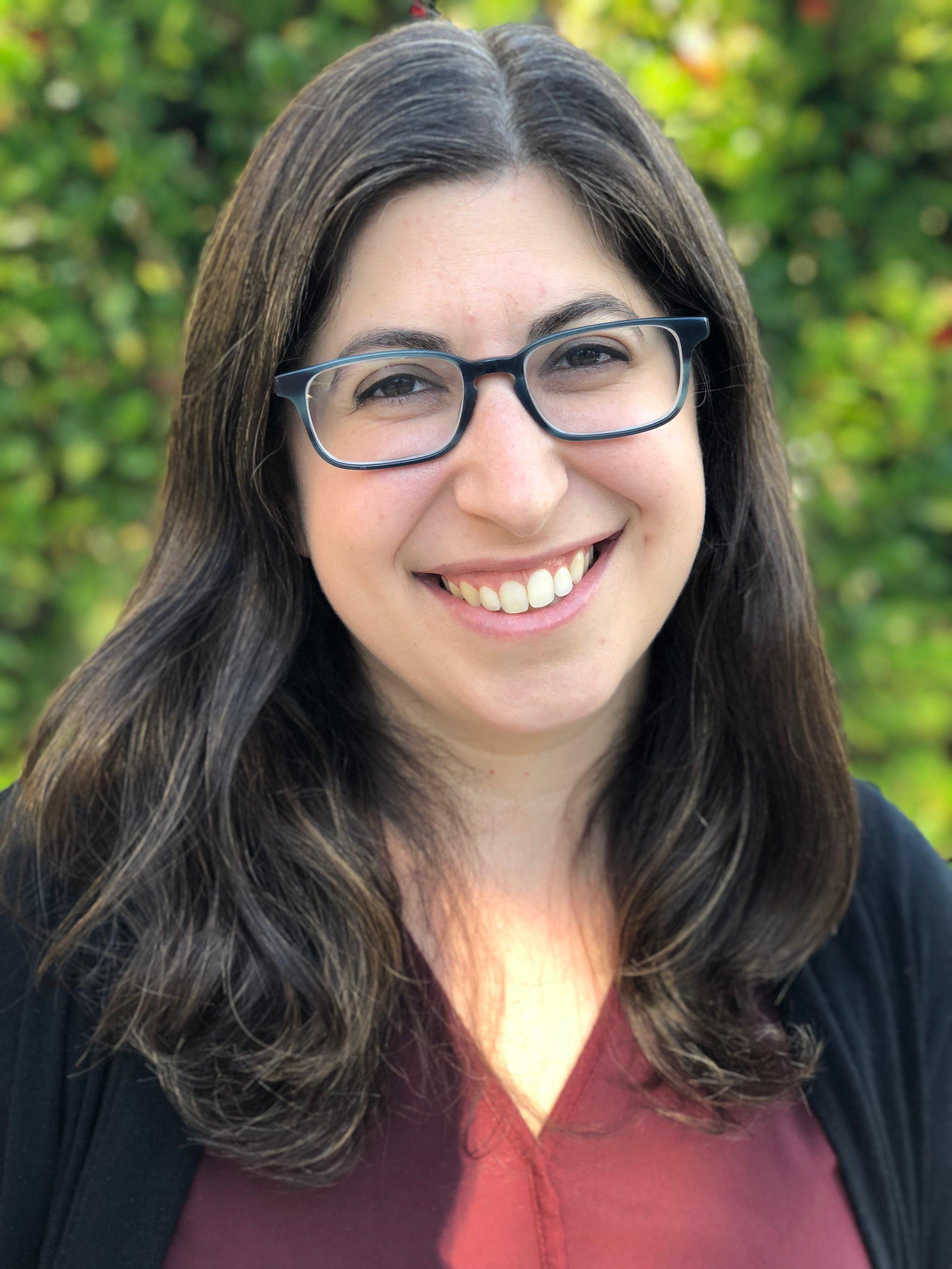 Shaina Katz-Lindquist, Ph.D. Los Altos