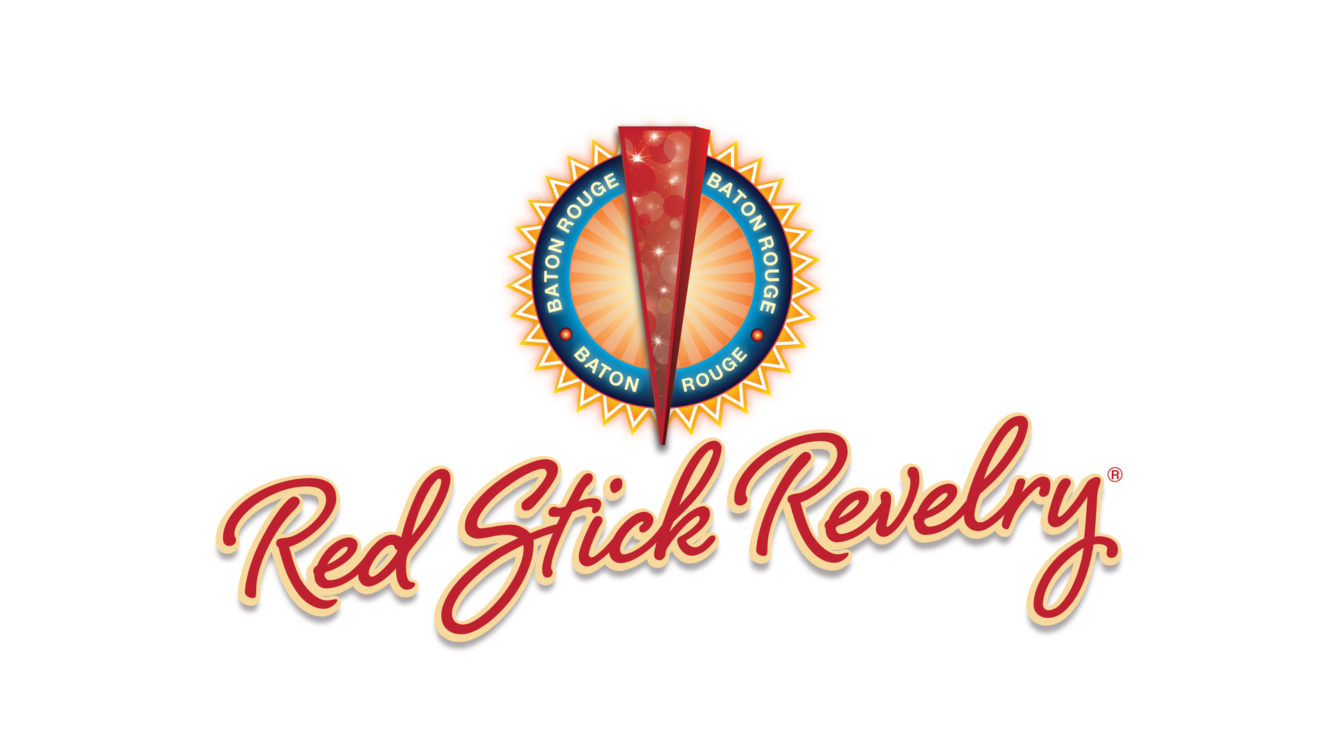 Compose Digital Design | Graphic Design, Baton Rouge | Red Stick Revelry Logo