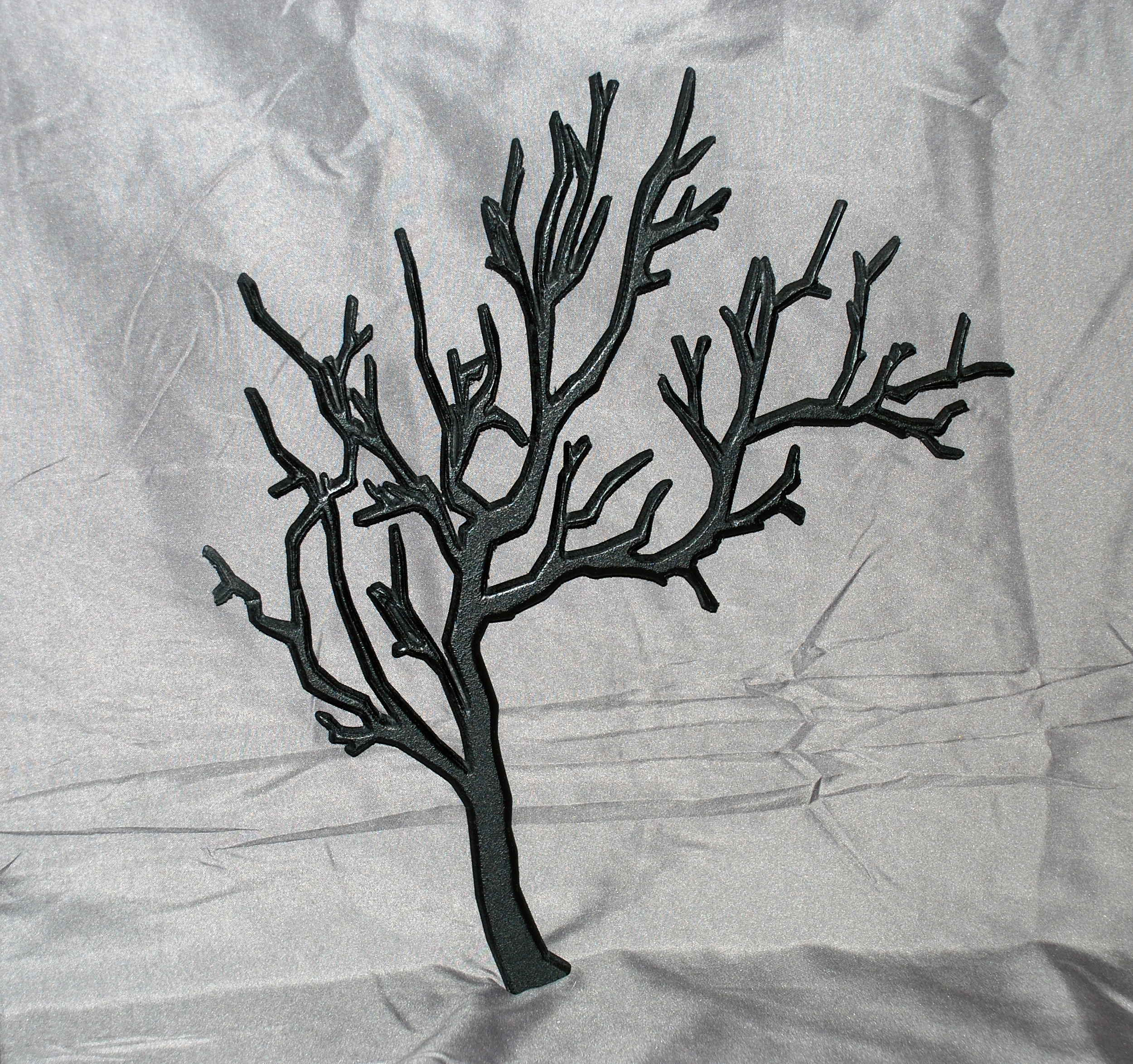 2.5D Tree for a picture framing competition.
