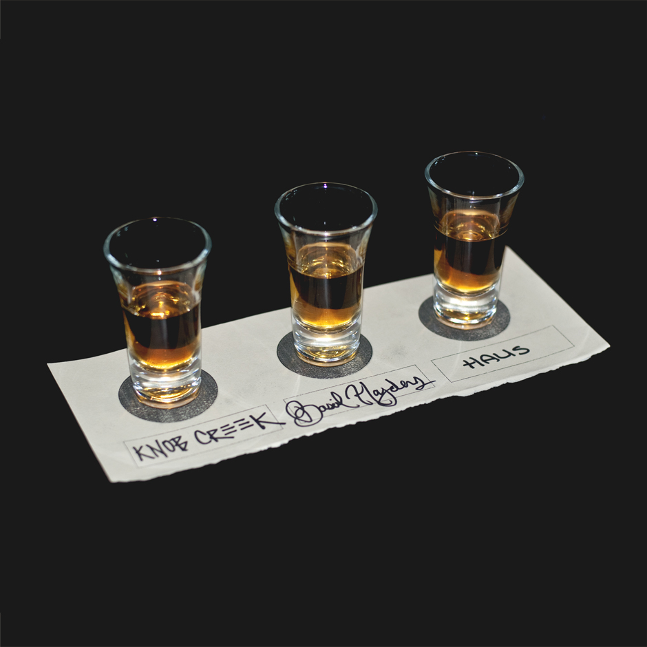 raleigh bourbon tastings