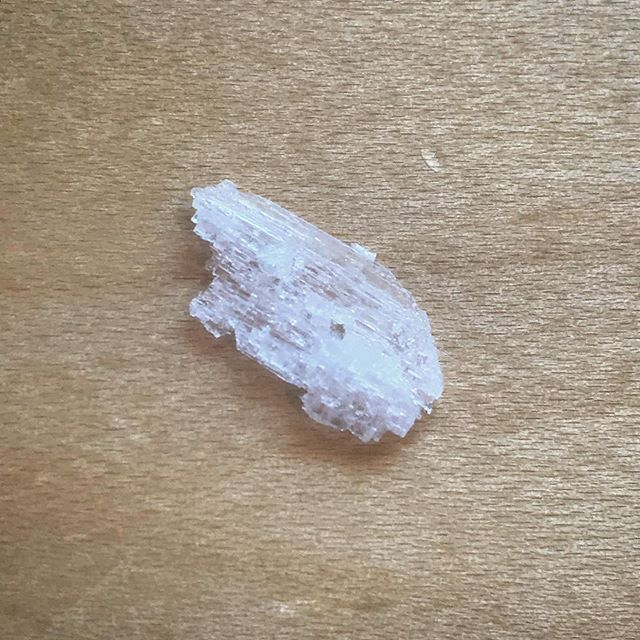 Maldon Salt Crystal. . . . #maldonsalt #crystallized #beautybeautyeverywhere #everythingisalive