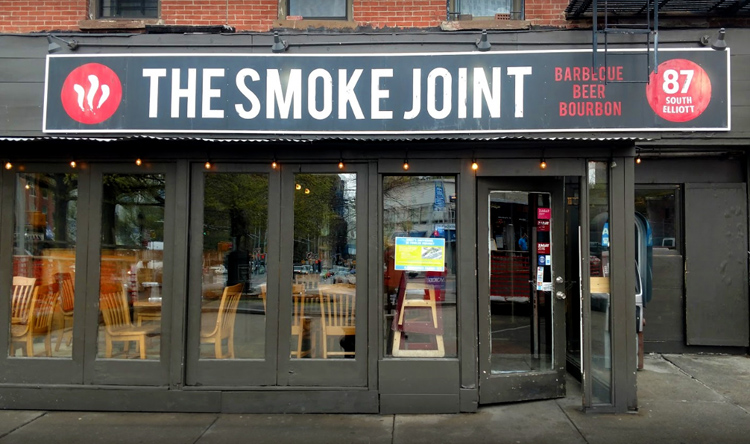 The Smoke Joint in Fort Greene, Brooklyn closed this week after 12 years of slinging good BBQ.