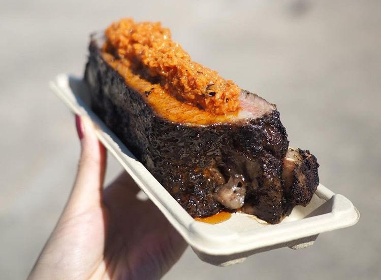 Carnal's beef short rib has been one of the hottest items at Smorgasburg in Brooklyn each year, but it's not clear if they will back this spring.
