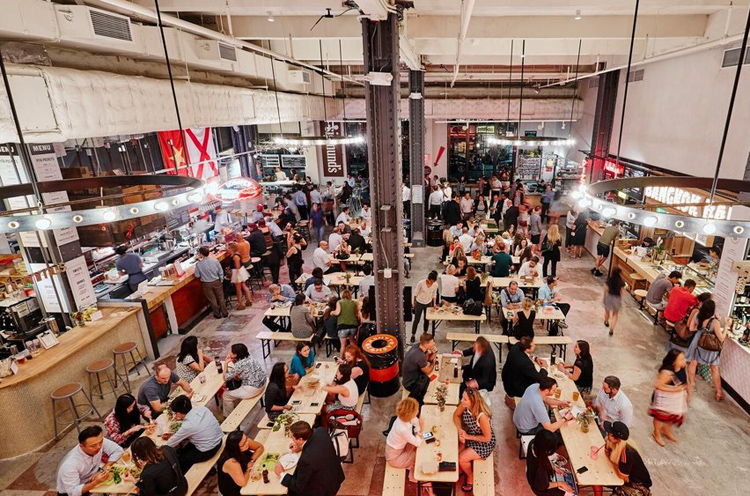 Urbanspace Vanderbilt has become one the most popular food halls in New York City, and now a new Urbanspace will soon be opening in Midtown West.