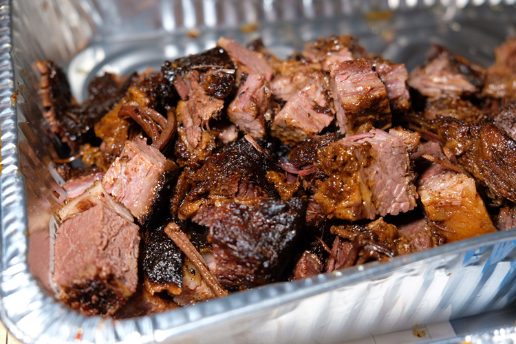 Brisket King in April will be a massive celebration of beef and brisket from many of the city's top pitmasters, so buy tickets before they sell out.
