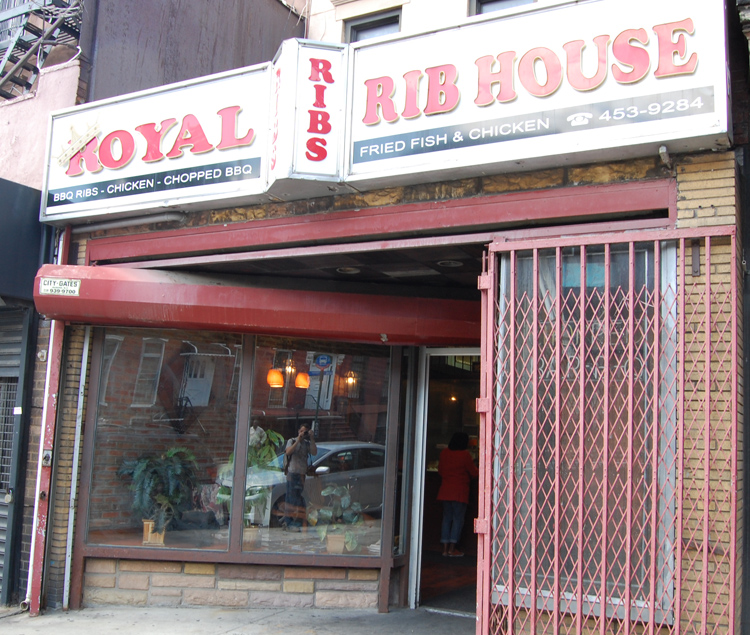 The Royal Rib House in Brooklyn will be closing this year after 50 years in business, so don't delay stopping by for a last meal.