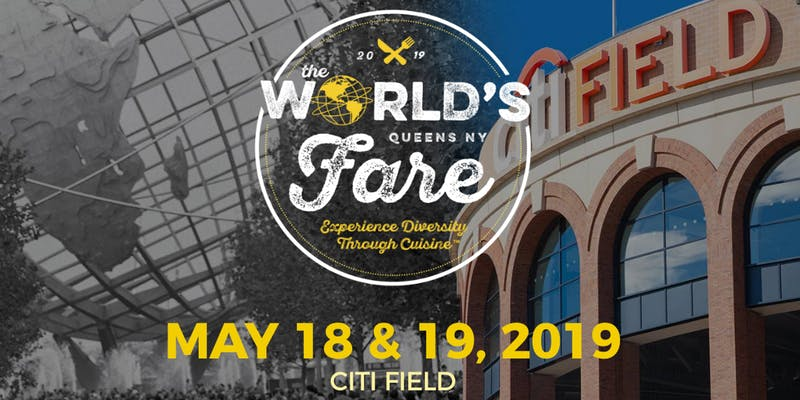 The World's Fare is a celebration of food from around the globe.