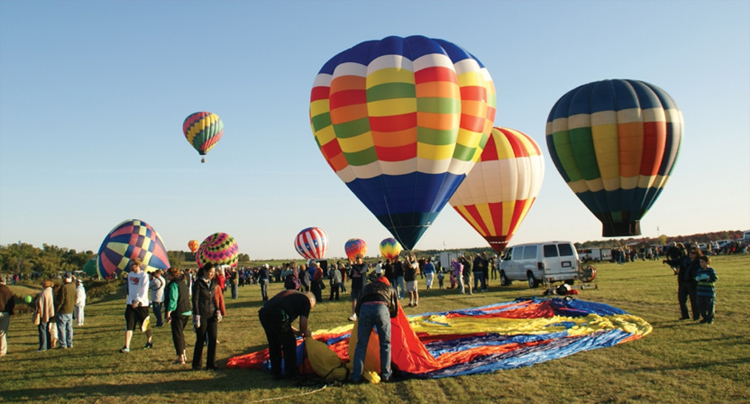 The Saratoga Balloon and BBQ Festival this weekend in Ballston Spa will be a great event for families and barbecue fans.