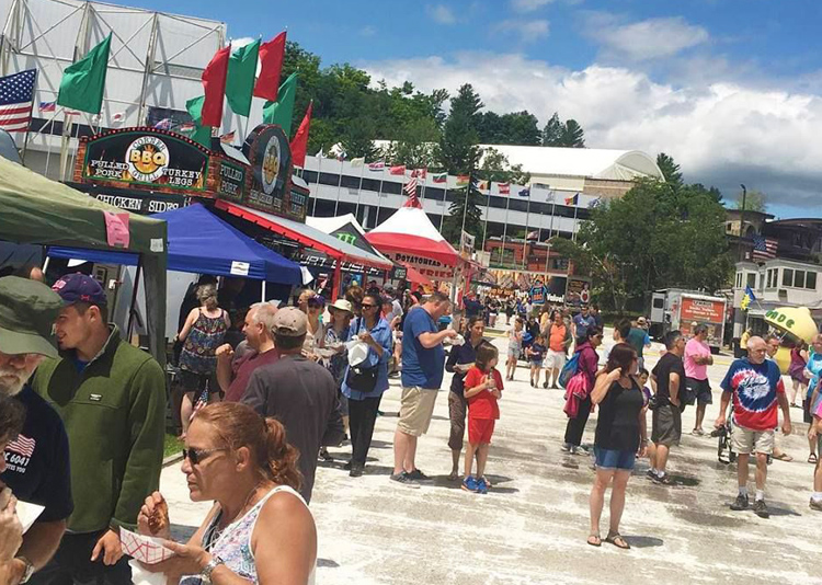 The I Love BBQ and Music Festival in Lake Placid will be one of upstate New York's top summer events.