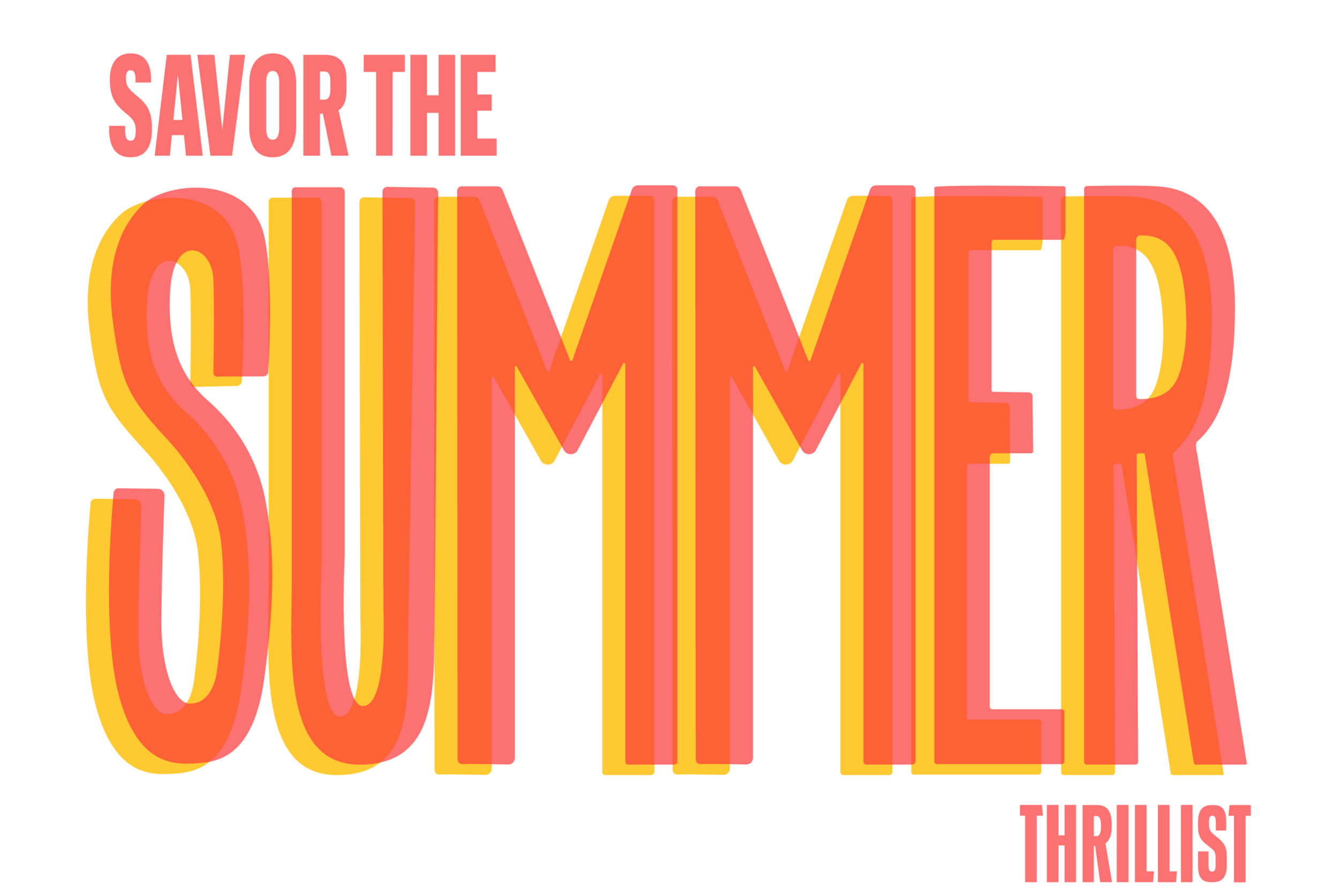 Thrillist's Savor The Summer event is next week and will be one of the top NYC food events this month.
