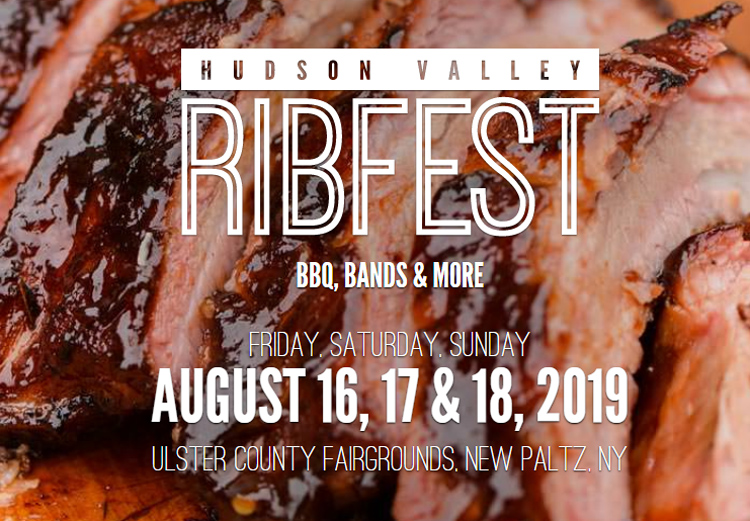 This weekend, the Hudson Valley RibFest will bring ribs and much more to New Paltz.