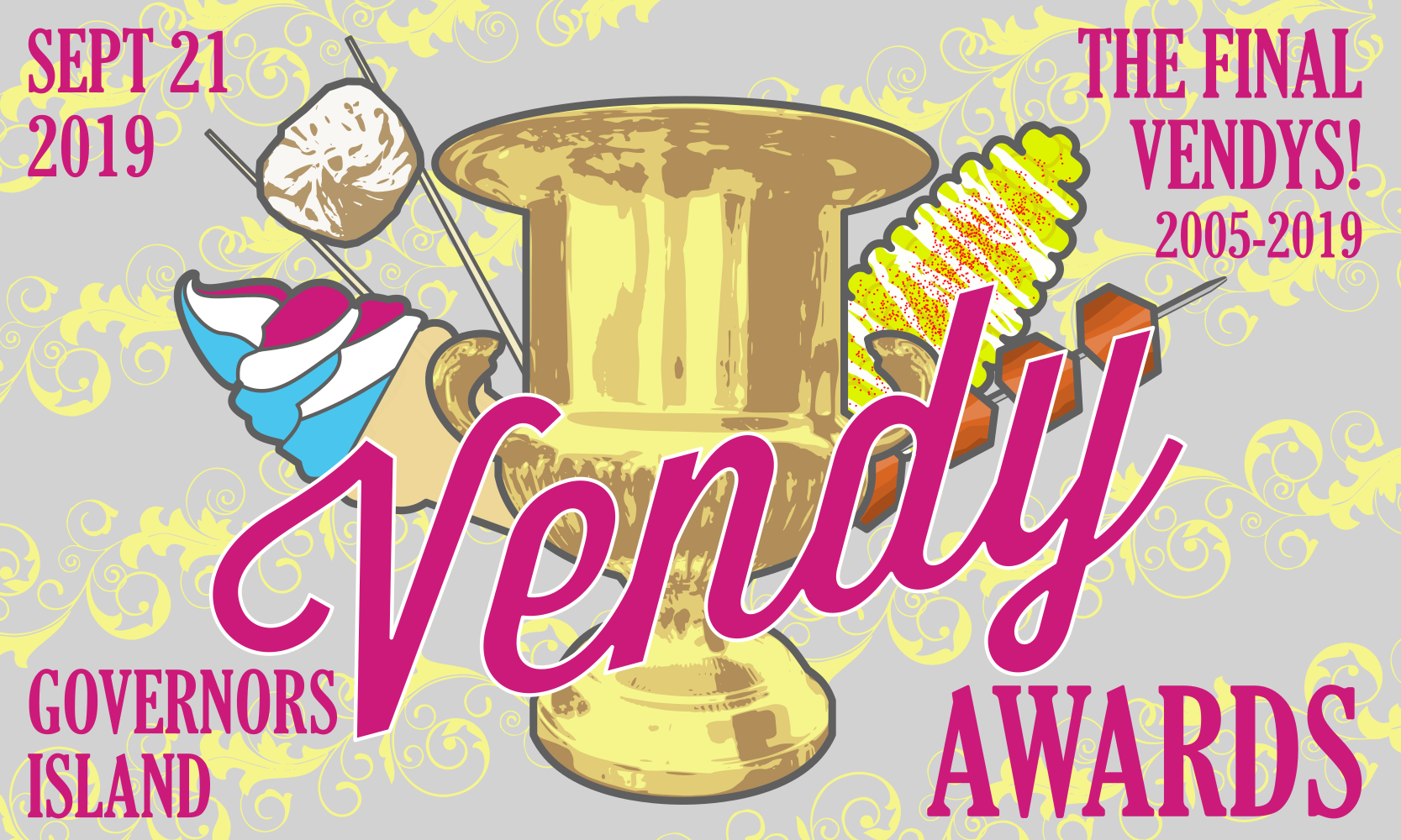 The final Vendy Awards will showcase many of the best street vendors in NYC.