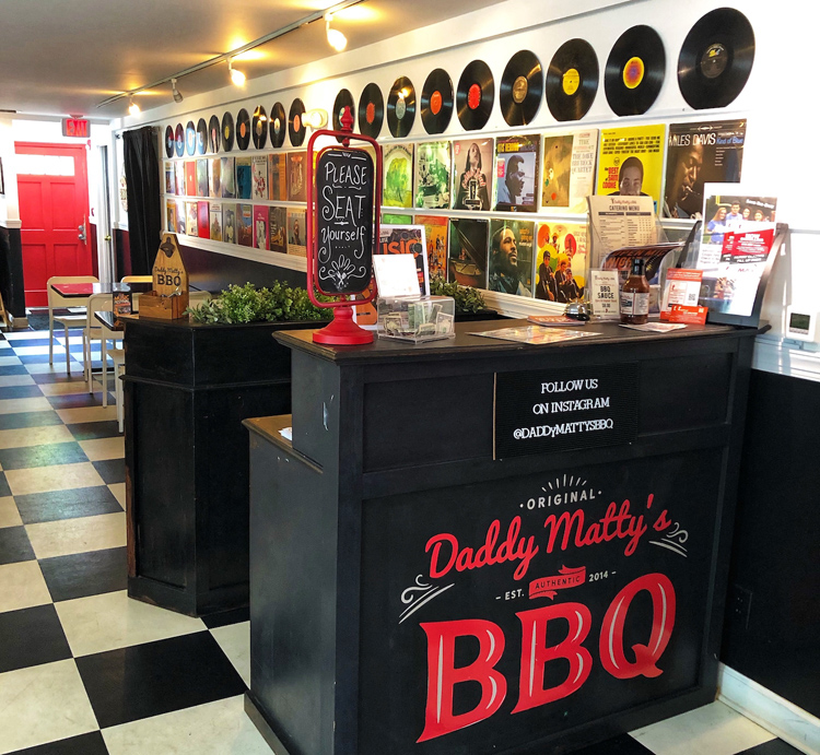 Daddy Matty's BBQ, a Relatively Unknown New Jersey BBQ Joint