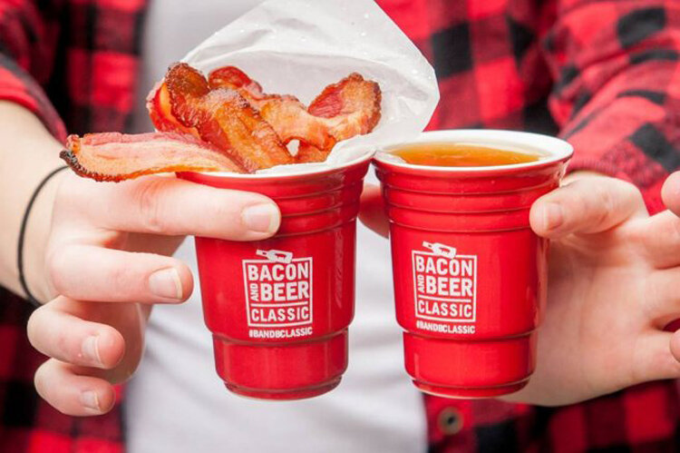 The Bacon and Beer Classic is coming to Jersey City next week, with several local pitmasters and chefs offering up bacon-inspired dishes.