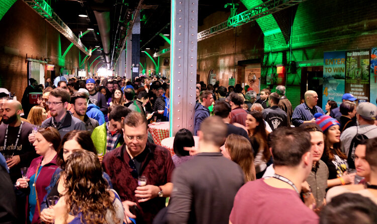 The Beer, Bourbon, and BBQ Festival attracts tons of people. The venue change will be a good thing!