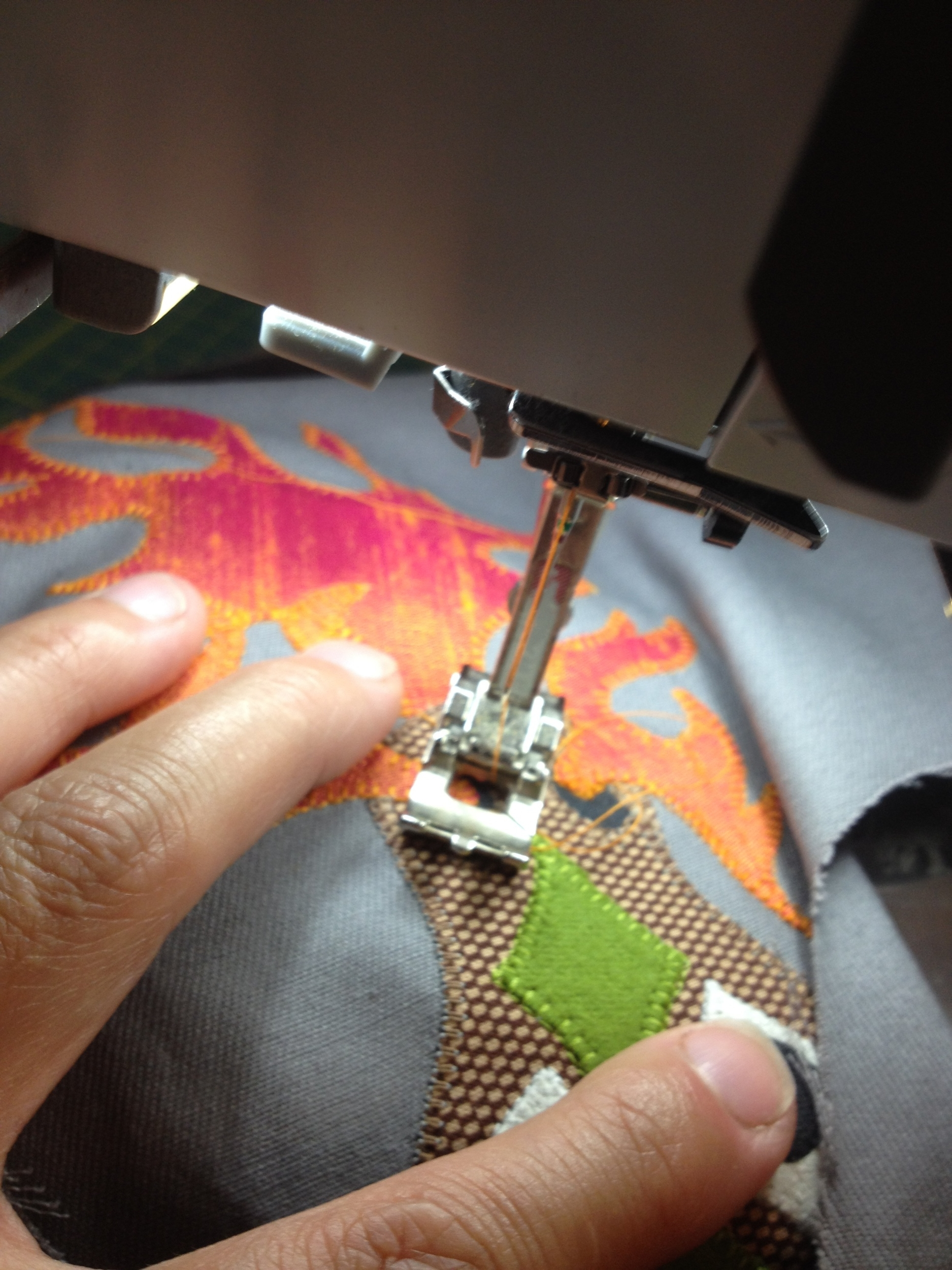 sewing, sewing, sewing