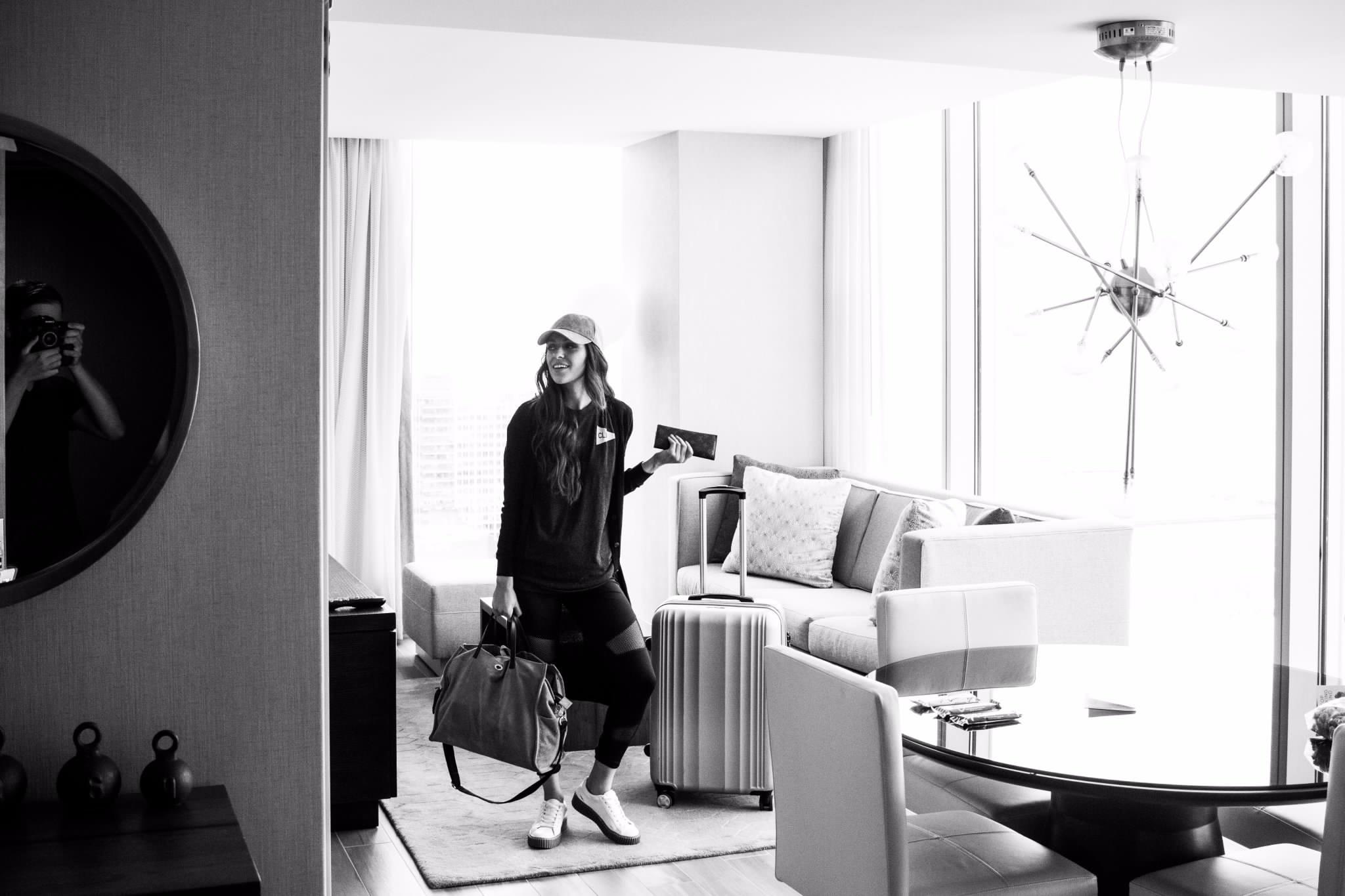 Anastasia Souris for Hilton Hotels by Thomas Sawyer