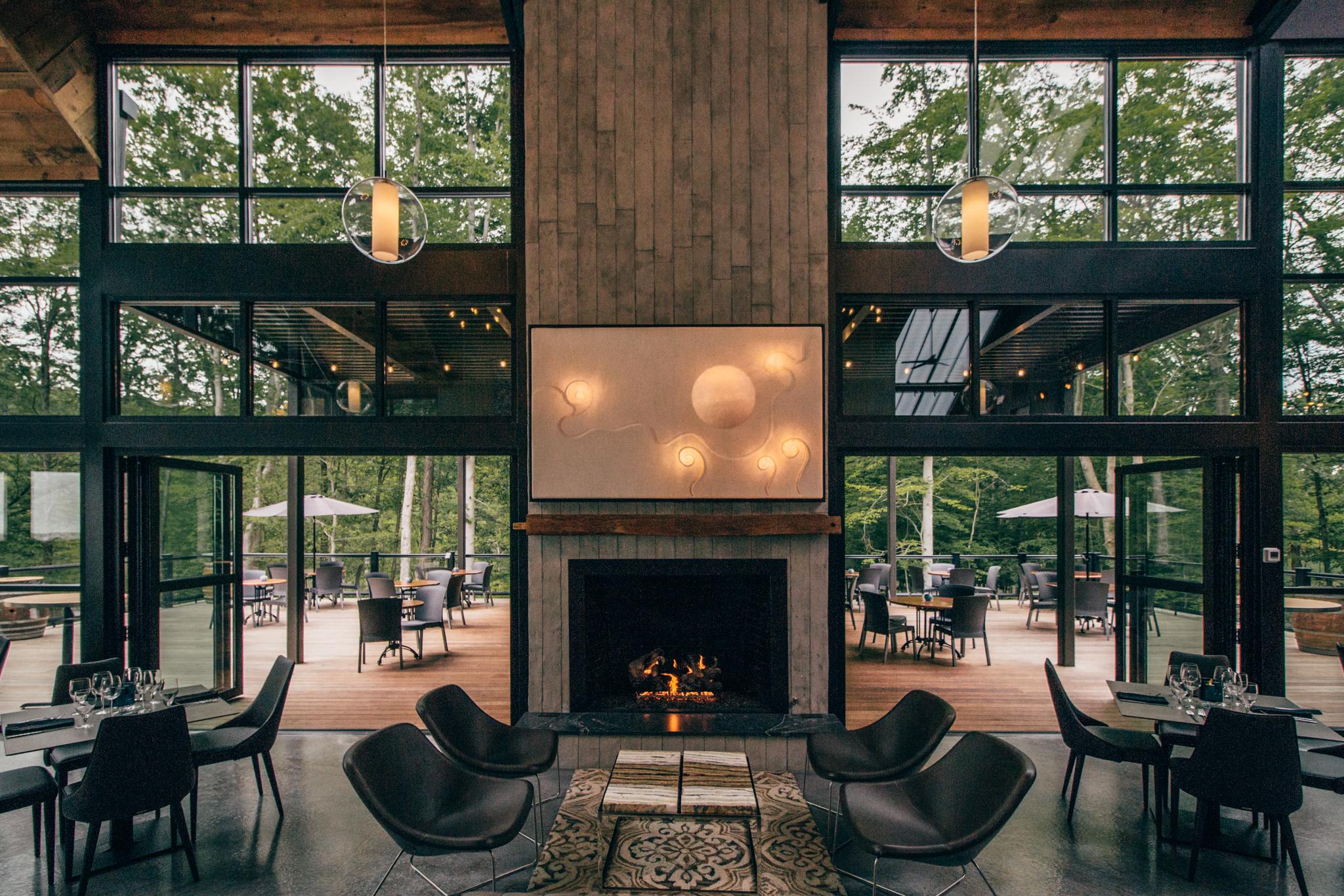 Sapphire Creek Winery & Gardens – Interior Photography
