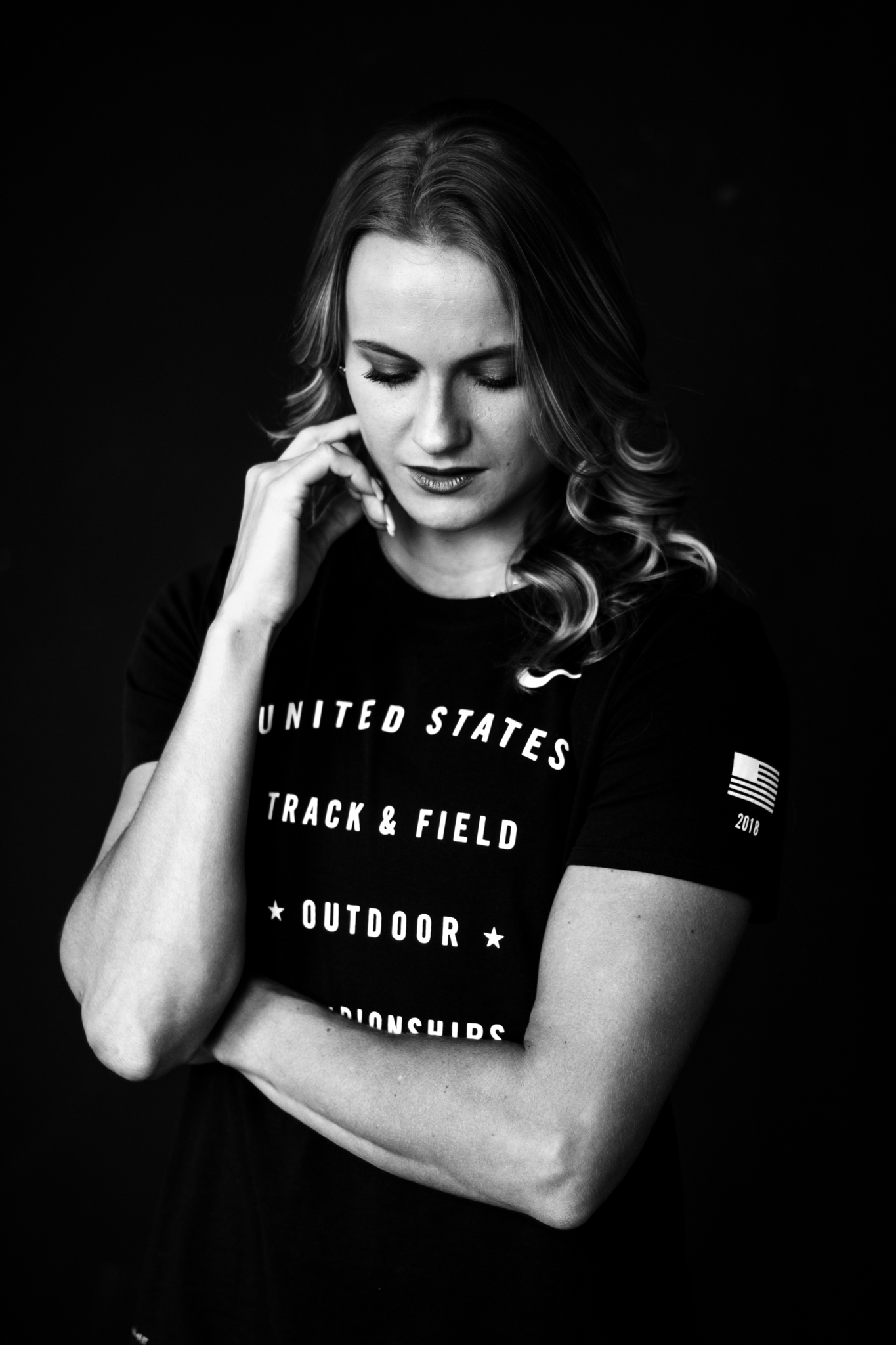 Katie Nageotto, USA Pole Vaulter, Nike
