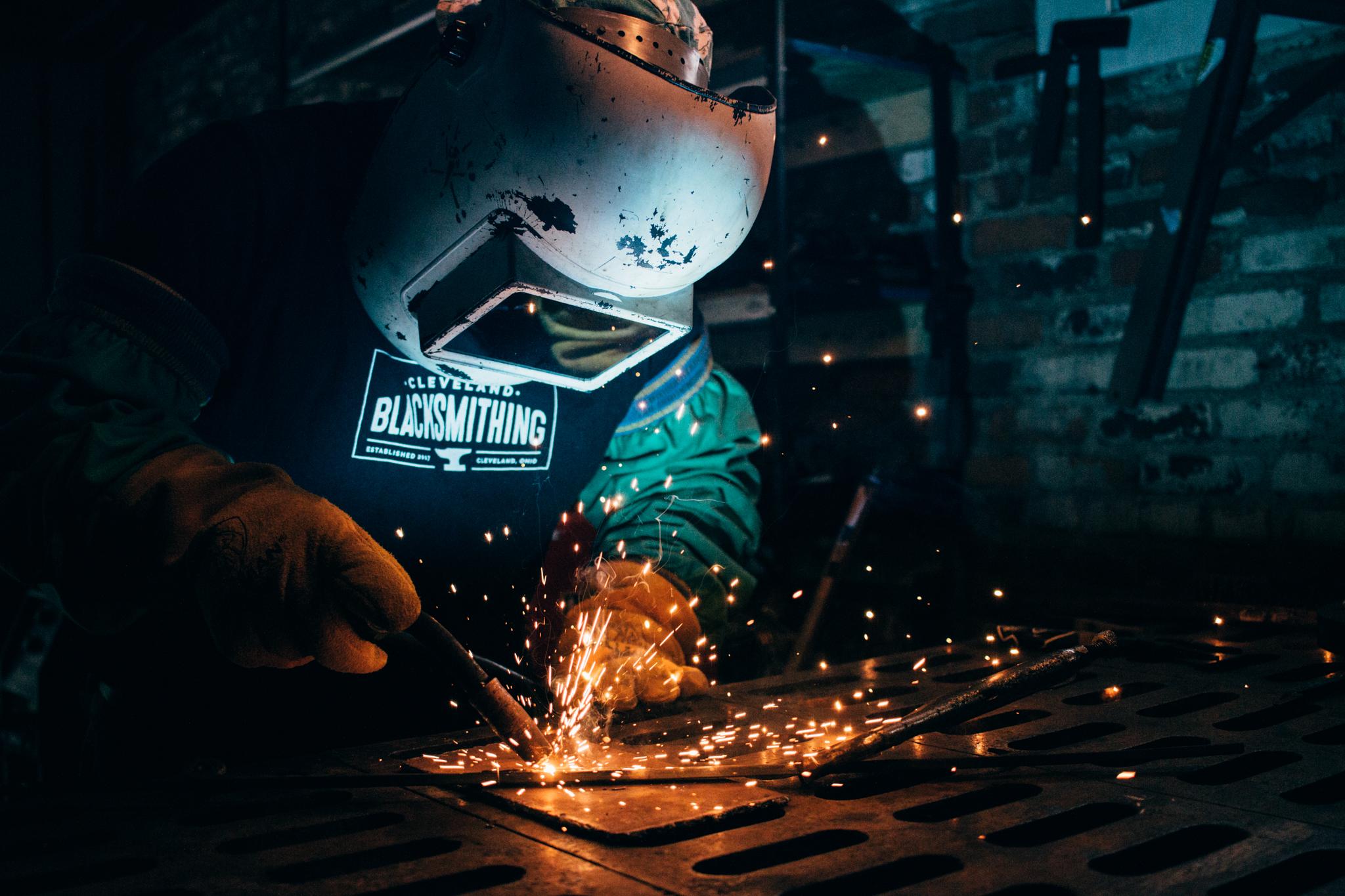 Cleveland Blacksmithing