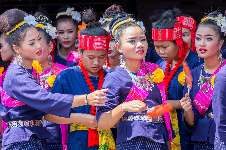 Rocket Festival, Yasothon, Thailand 2016
