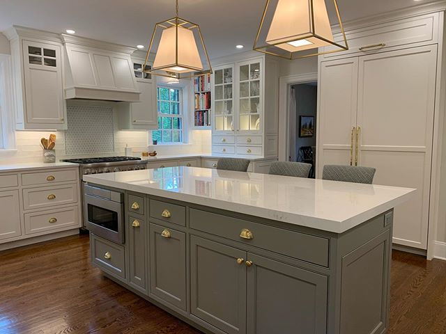 A long awaited finish to this Scarsdale kitchen remodel [ 2 of 3]