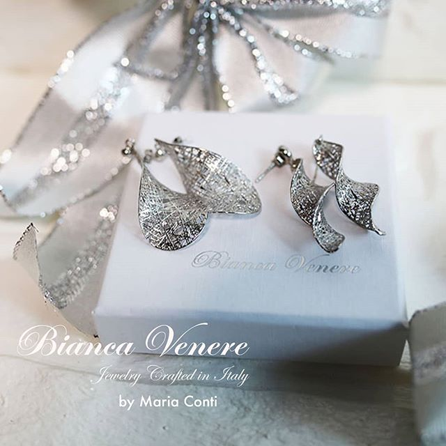 Christmas mood #biancavenerejewelry  #silver  #madeinitaly