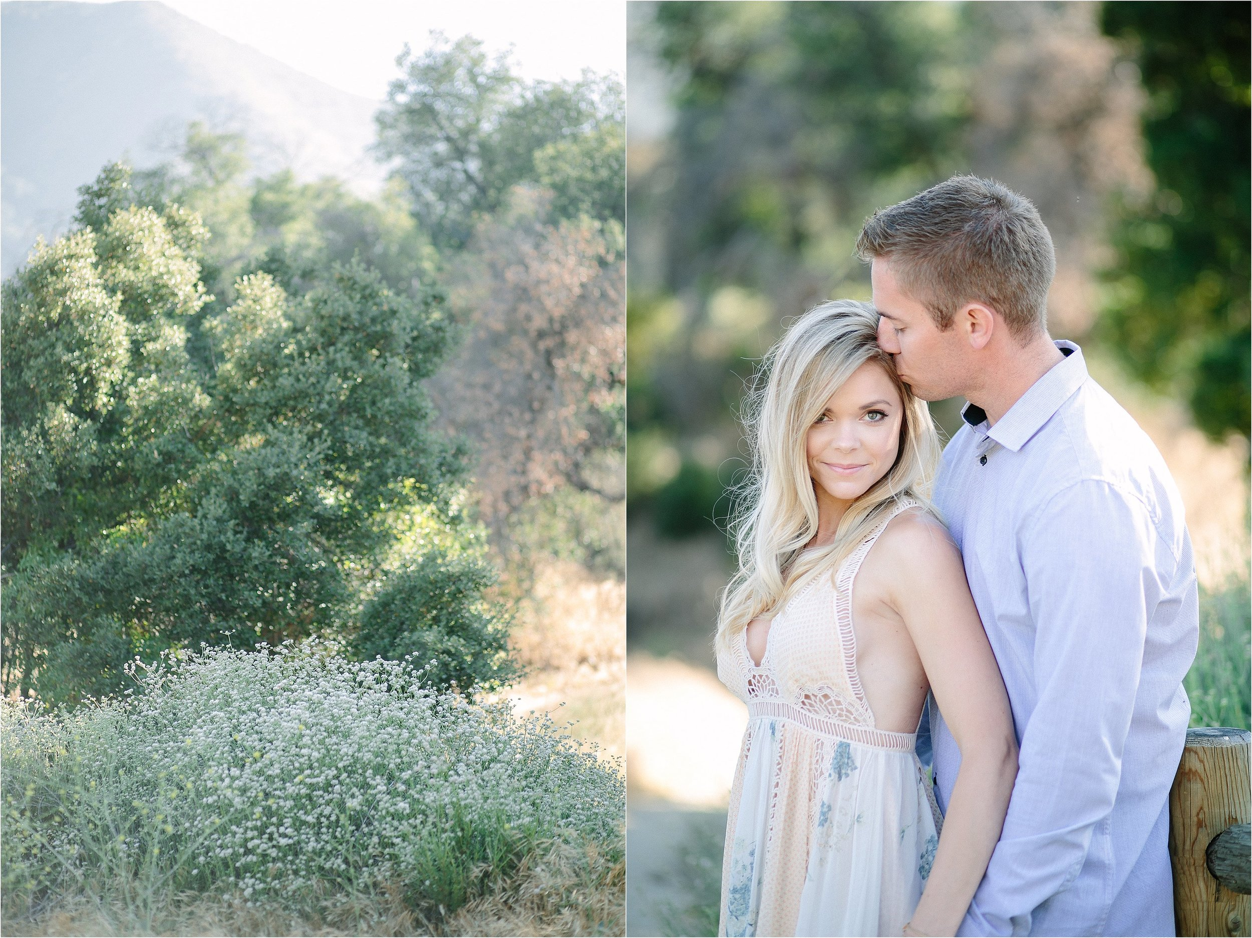 Santa Clarita Engagement Photo
