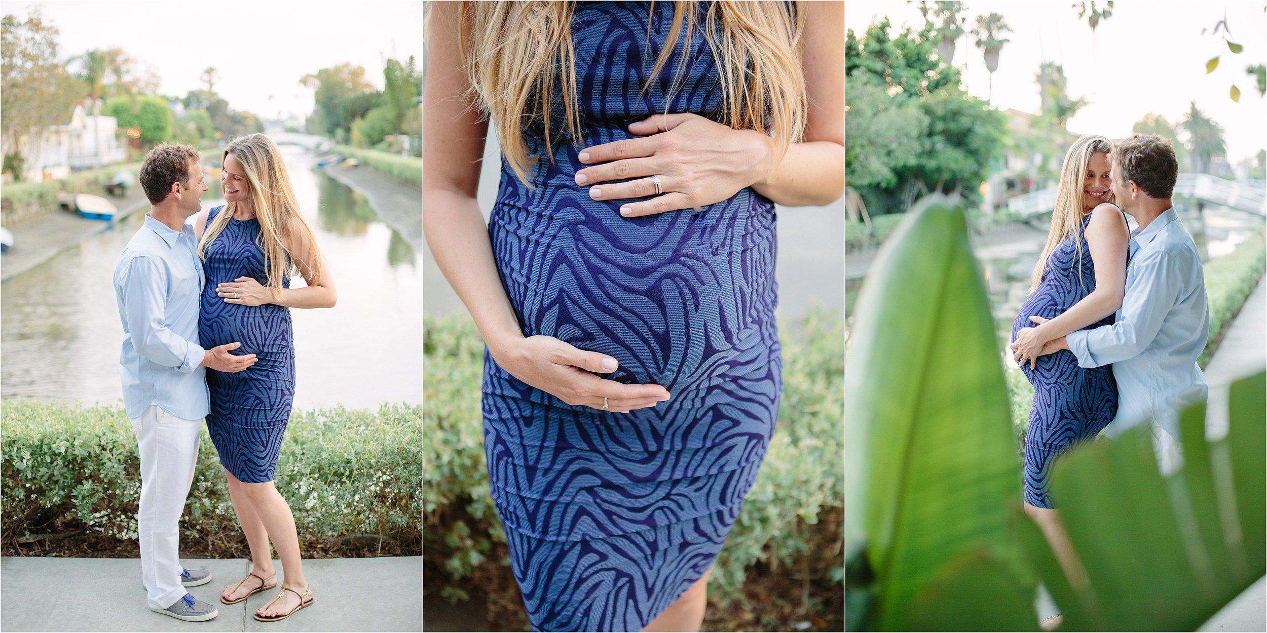Venice Pregnancy Photo