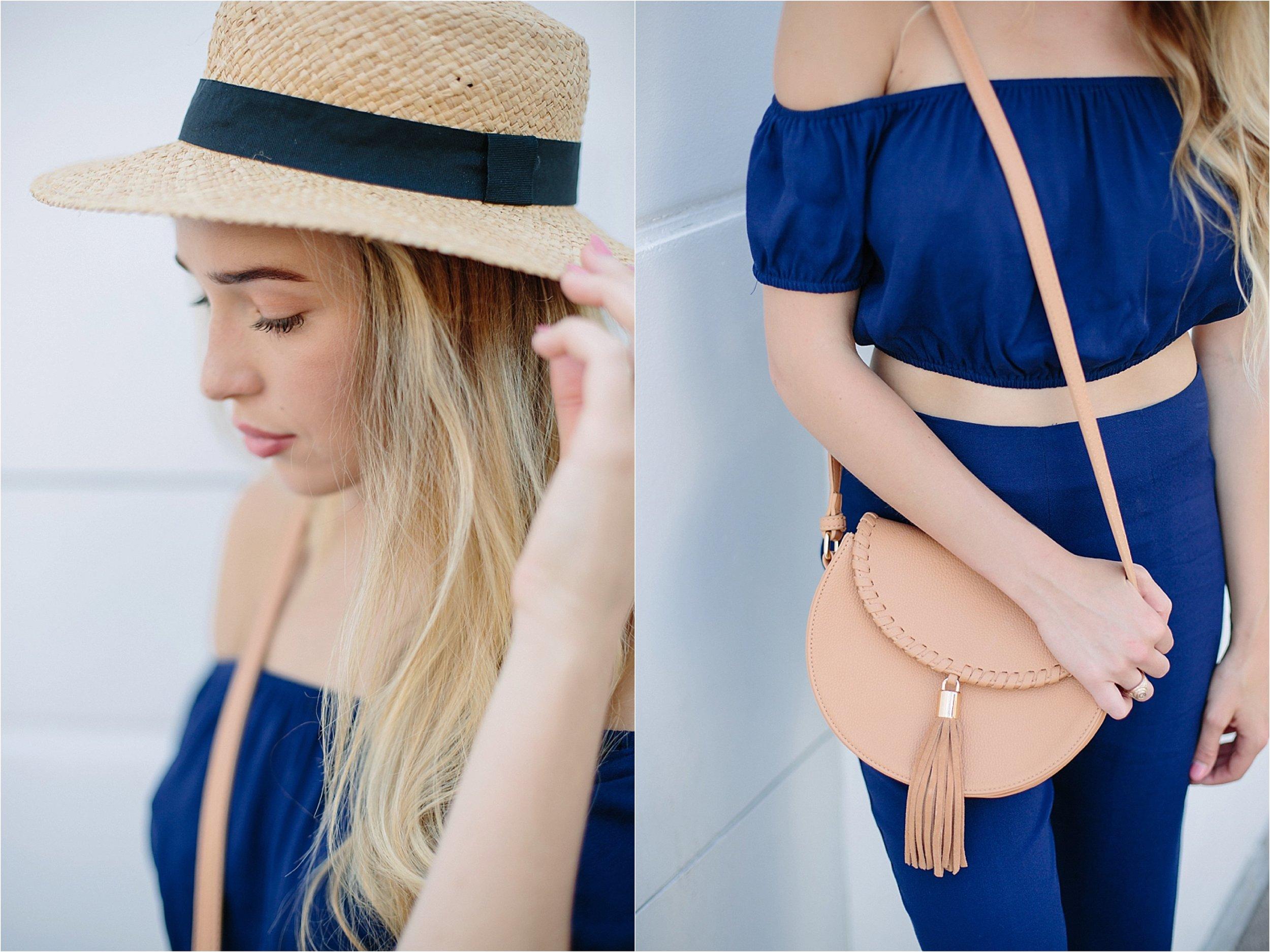 Los Angeles Fashion Shoot - Street Level Bags Detail Photo